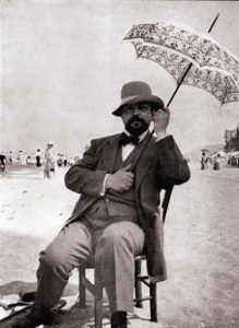Debussy at Beach