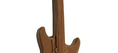 The fate of the chocolate guitar