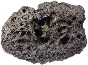 Chuck the igneous rock