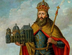 King Charlemagne