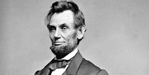 Abraham Lincoln is my friend