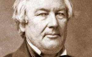 Discussion with the ghost of Millard Fillmore