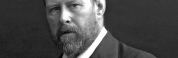 Passing time with Bram Stoker